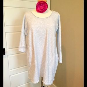 CP Shades French Terry Tunic Size S
